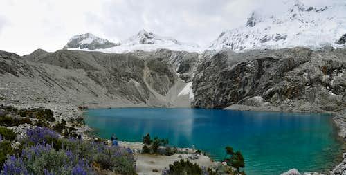 Lake 69 Panorama