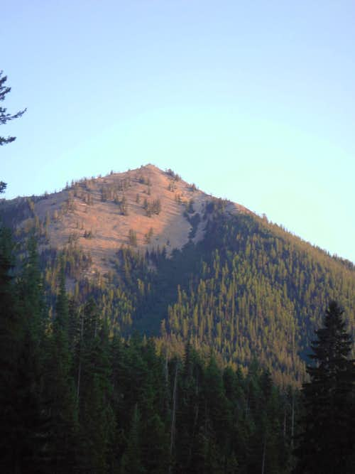 Old Scab Mountain
