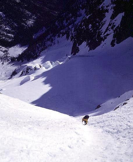 Sherpa Glacier  Couloir