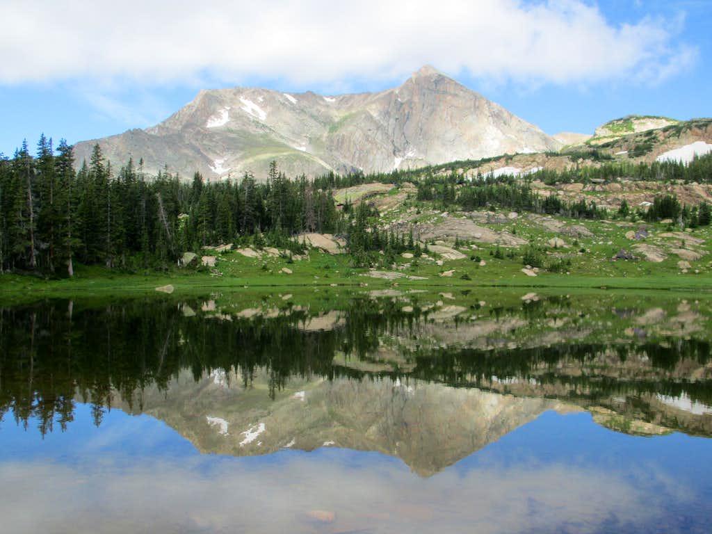 Mount Alice Reflection