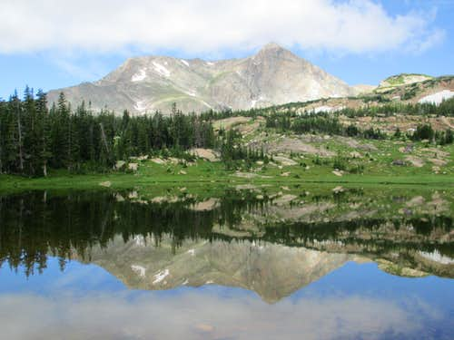 Mount Alice Reflection