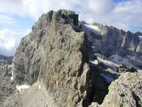 Cima Grosté summit view on...