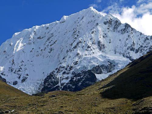 Quitaraju's South Face