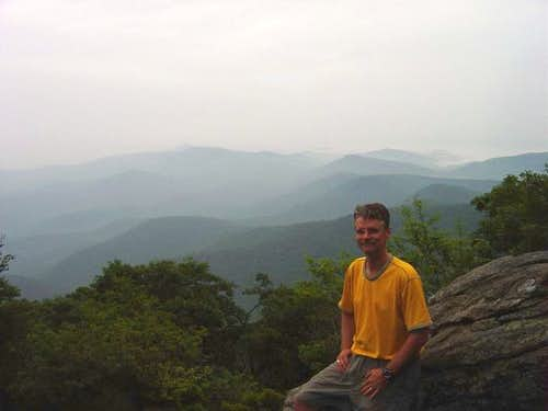 At the top - June 2004