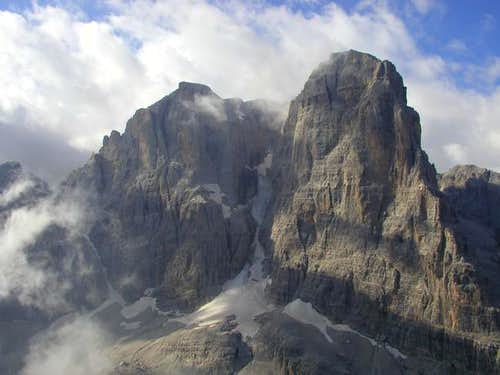 Crozzon di Brenta and Cima...