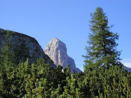 Crozzon di Brenta during our...