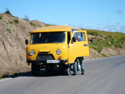 Omnipresent Lada 4WD