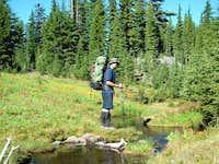 Obsidian Trail (July 27, 2002).