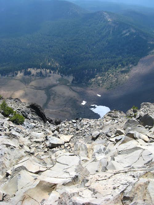 Mt.Thielsen