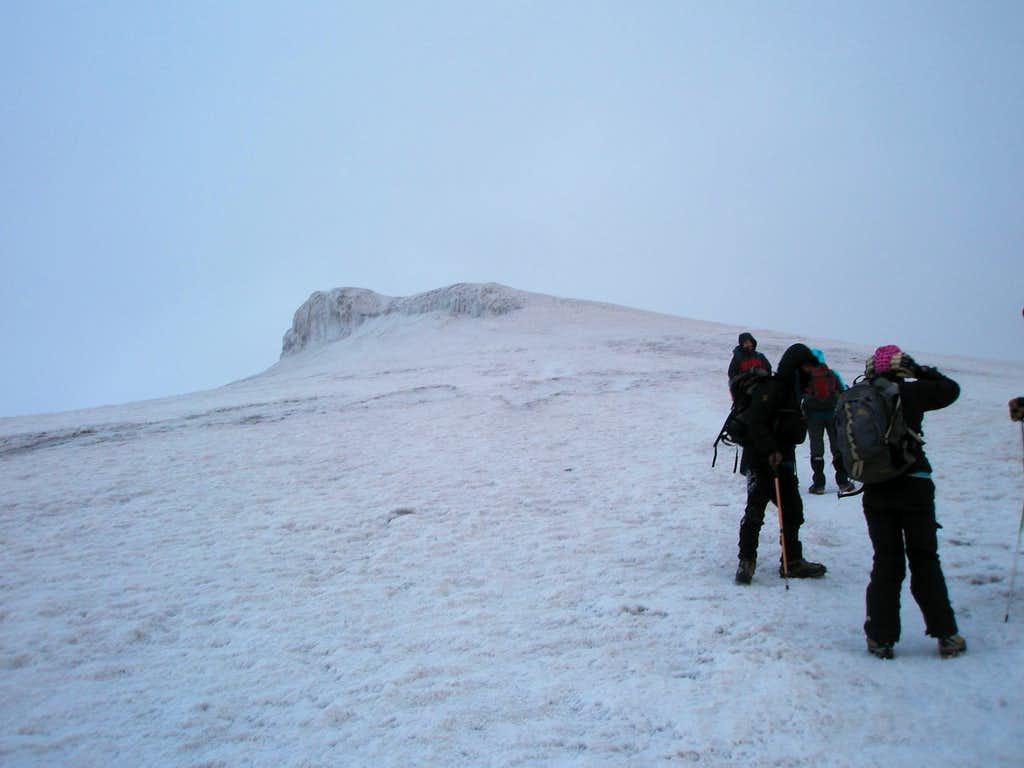 Mount Ararat Glacier