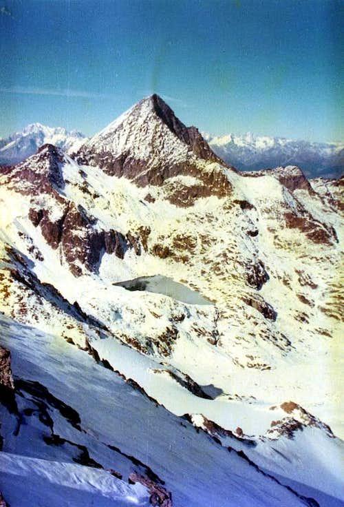 Punta di Lussert From Leppe to Lussert & Emilius 1978