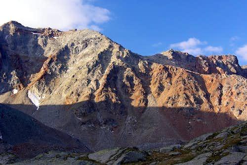 Punta di Lussert North Faces & Western Ridge 2005