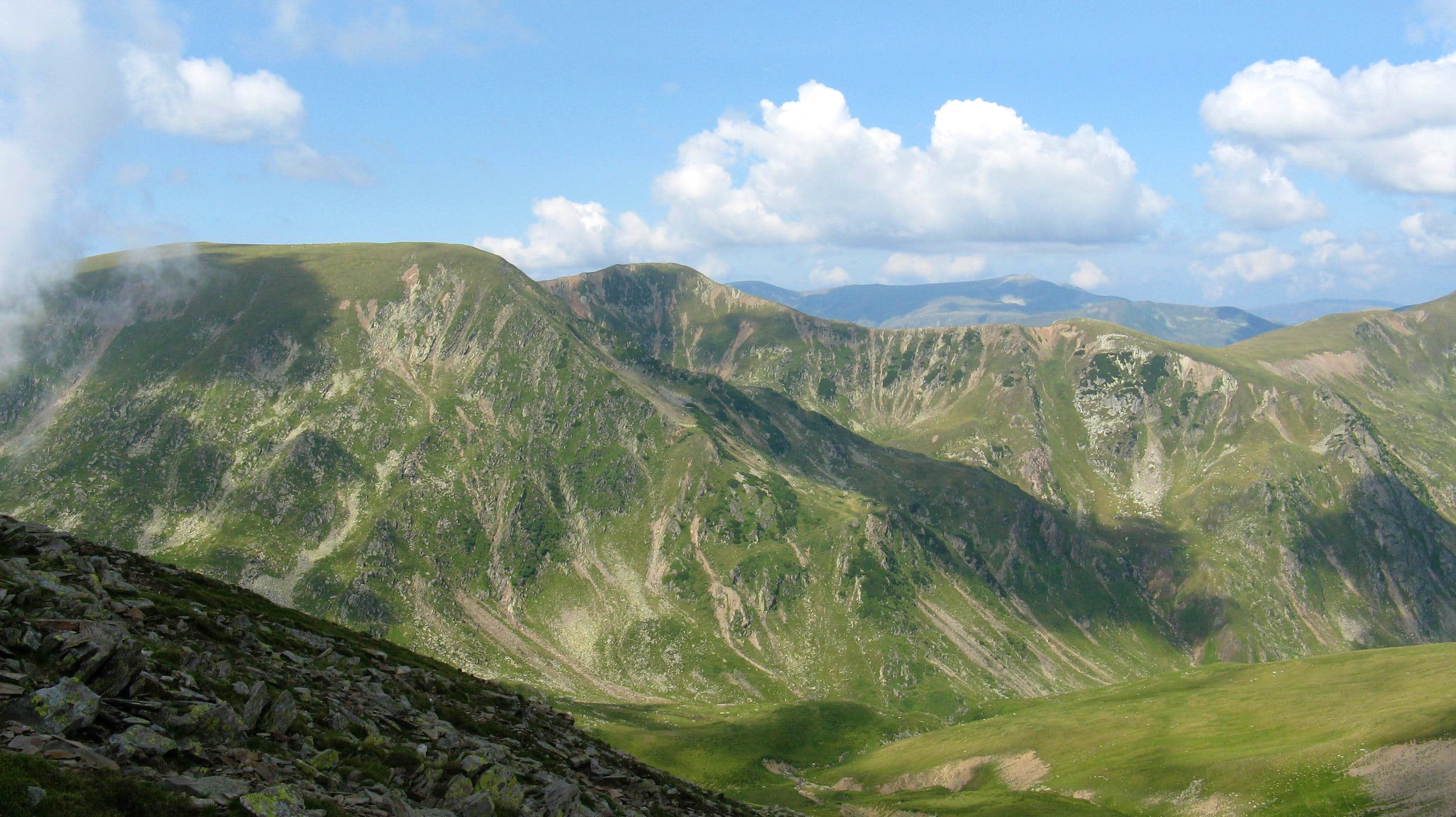 Godeanu Mountains