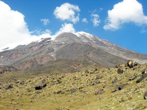 Ararat & Musala, August 13-27, 2014