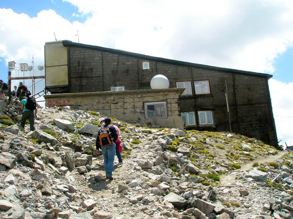 Musala Meteorological Station