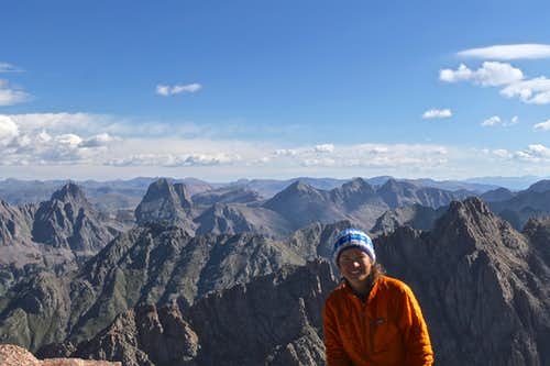 Pigon Peak Summit