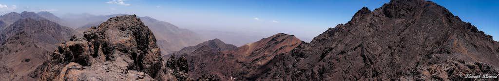 Imouzzer Summit Panorama
