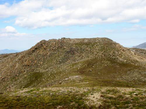Mount Nystrom