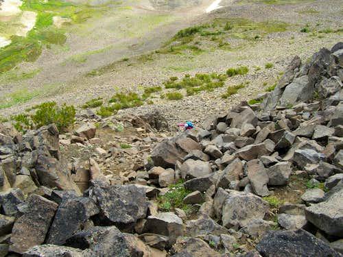 Summit Pinnacle Scramble
