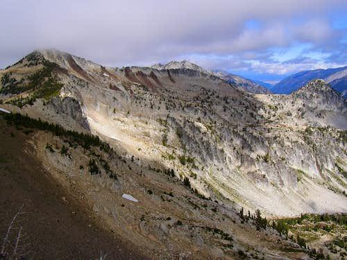 Glacier Mountain