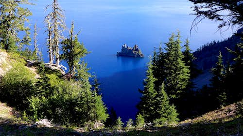 Crater Lake National Park Rim Traverse