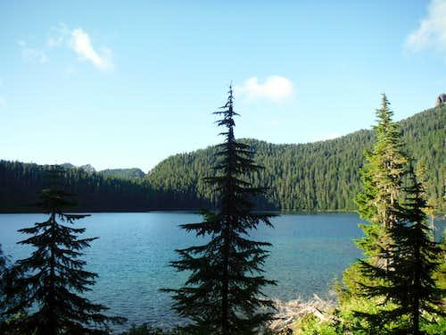 Mowich Lake