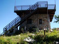 Terry Peak Summit Observation Deck