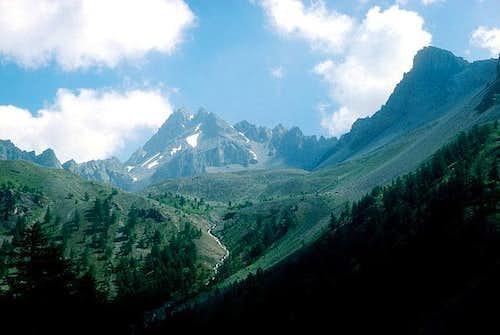 Grand Rochebrune. Picture...