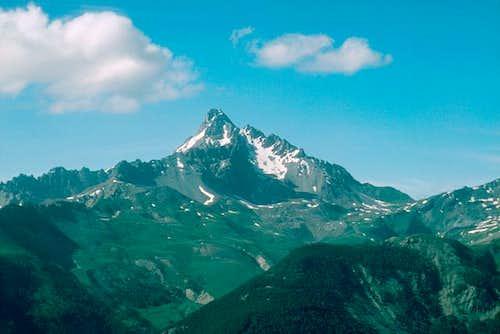 Grand Rochebrune south east...
