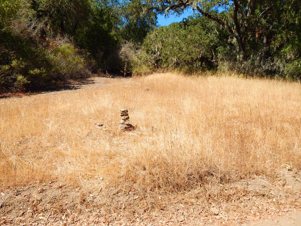 Bills Hill Trail Junction