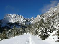 Portal rd in winter, taken...