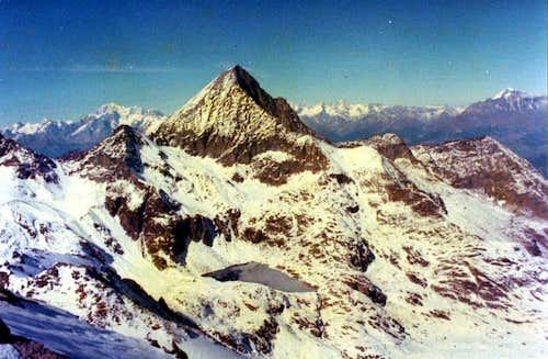 From Punta di Lussert to Emilius Group Autumn 1978