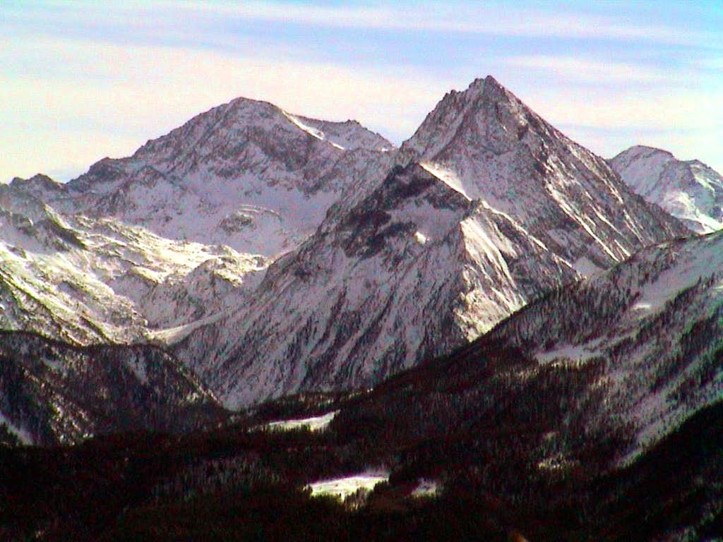 Croix de Fana From Northwest to Glacier & Rafray 2002