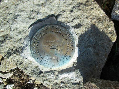 Juniper Mountain Benchmark