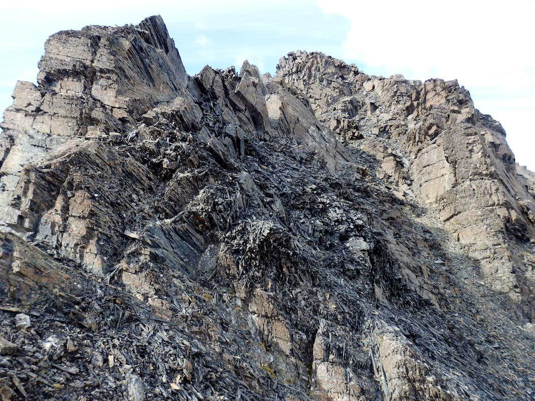 S Ridge