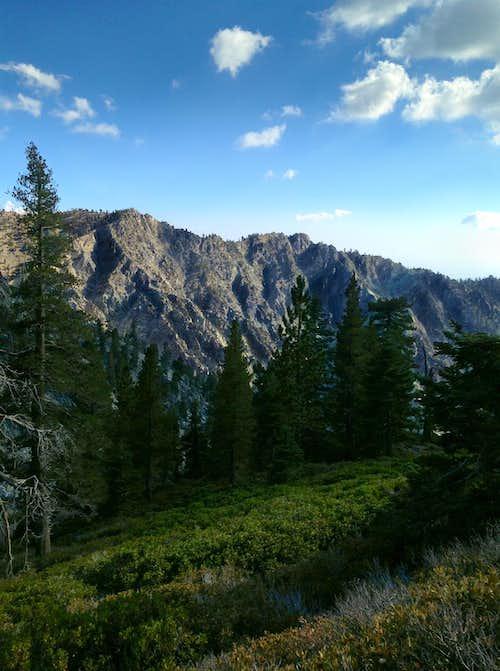 Yucaipa Ridge Afternoon