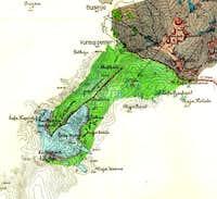 An early geologic map of Maja...