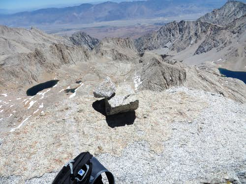 Top of Muir