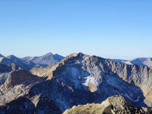 Mt Eisen from Lippencott