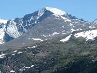 Long's Peak with Mt. Lady...