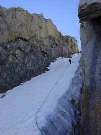 A Guided Climb up North Peak