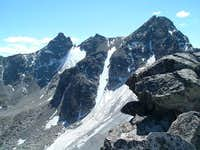 Photo of Apache Peak and...