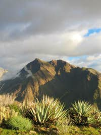 IndianHead Peak - Anza...