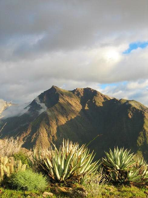 Indianhead Peak