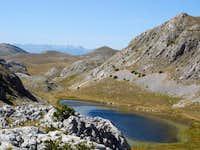Zelengora Kladopoljsko lake -...