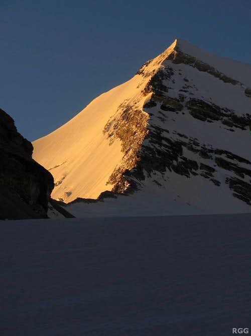Return to the Weisshorn Group