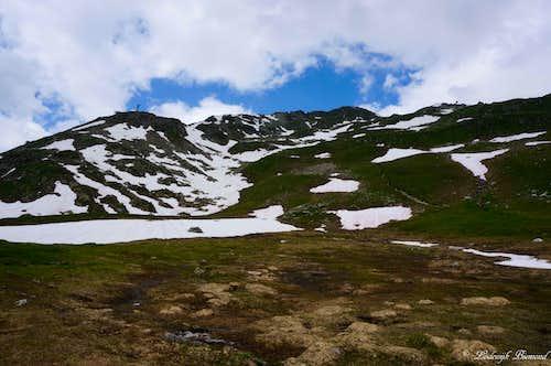 Klein Furkahorn (9928 ft / 3026 m)