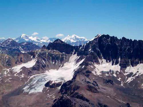 The impressive ridge just...
