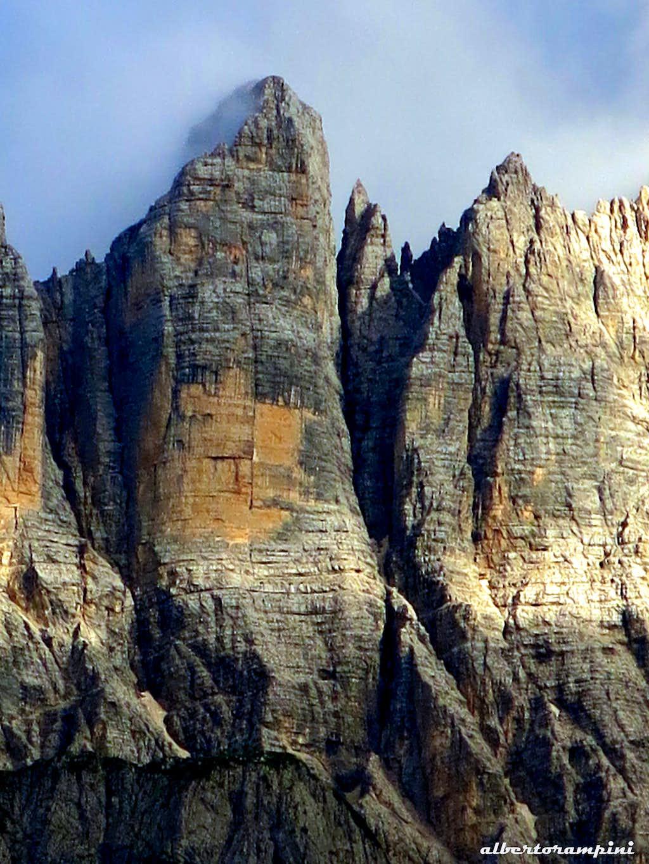 Torre Valgrande close-up