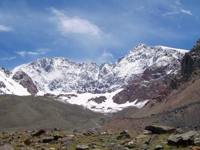 Cerro Vallecitos (left) and...